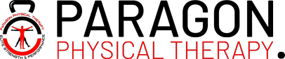 Paragon Physical Therapy Logo Black
